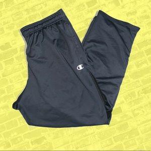 Champion men's 2xl grey athletic pants